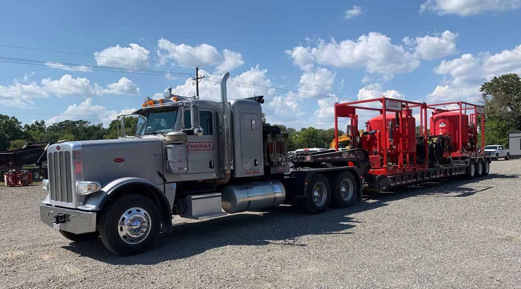 Thomas Trucking Heavy Haul